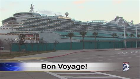 Houston Cruise Ship Terminal Likely To Shut Down