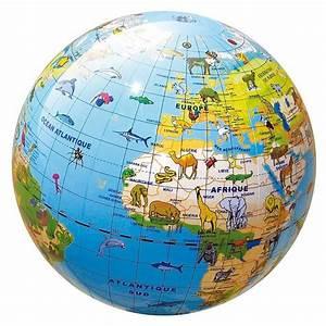 Globe Terrestre Enfant : caly hors collection globe enfant achat vente globe terrestre cdiscount ~ Teatrodelosmanantiales.com Idées de Décoration