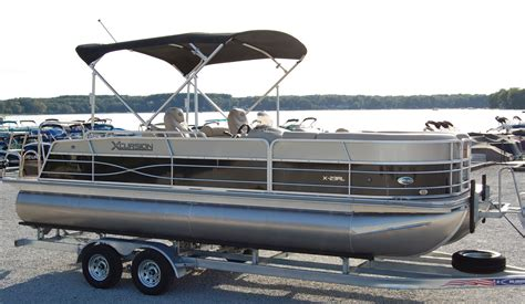 Xcursion Pontoon Boat Prices by Xcursion 23rl Boat For Sale From Usa