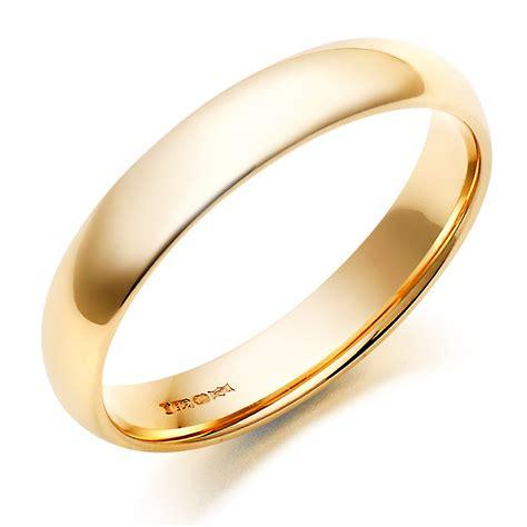 men s 9ct gold wedding ring 0005003 beaverbrooks the