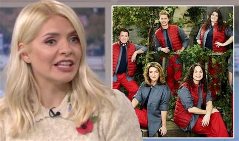Holly Willoughby tips I'm A Celebrity 2020 winner as ...