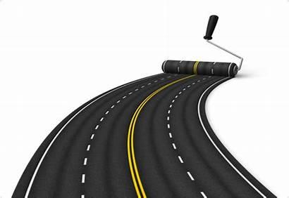 Construction Clipart Road Paving Master Plan Clip