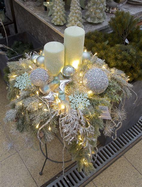 kleine gestecke weihnachten das gesteck der kleine phantasievolle bruder des baums