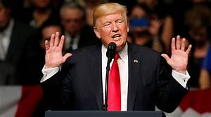Trump not under investigation for firing ex-FBI chief ...