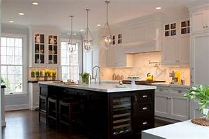 Kitchen Island In Black – The House that A-M Built