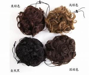 Real hair pieces