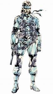 Solid Snake Smashpedia FANDOM Powered By Wikia