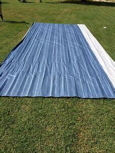 Rv Awnings Replacement Fabric by A E Dometic Rv Cer Awning Replacement Fabric 19 Ft