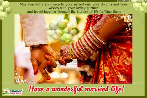 marriage wishes quotes  english language  couple hd wallpapers brainyteluguquotes