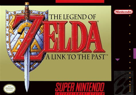 Snes Game The Legend Of Zelda A Link To The Past Neo Tokyo