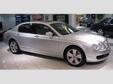 Bentley Flying Spur White TOPISMAGNET