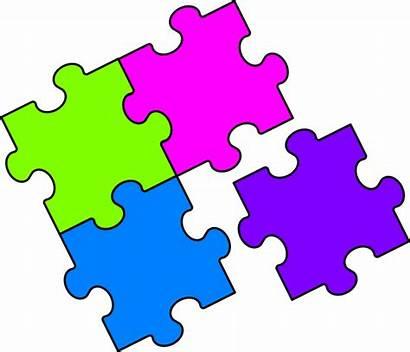 Puzzle Clipart Piece Clipartmag