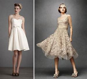 16 non traditional wedding dresses for the modern bride With non traditional short wedding dresses