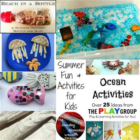 104 best theme activities for preschool and 990 | 629c1de96711574a9e865de005777ace ocean activities activities for kids