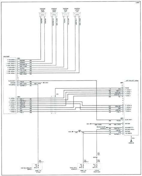 diagram 98 ford explorer wiring diagram