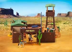 Playmobil Western Fort