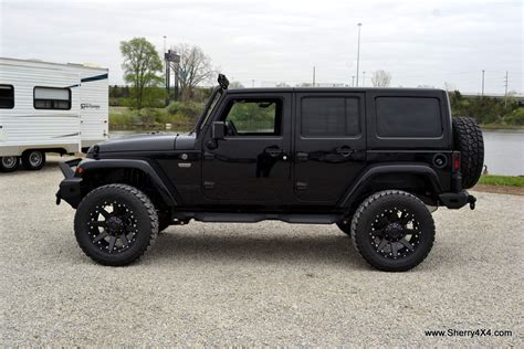 wrangler jeep lifted 2016 jeep wrangler unlimited 75th anniversary edition