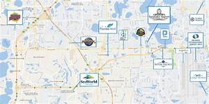 Florida Mall Orlando Florida Map