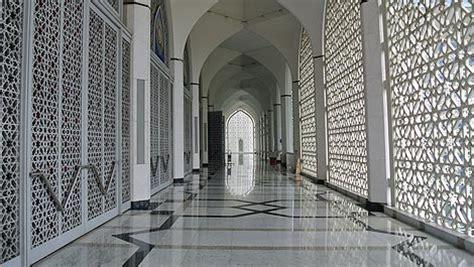 Blue Mosque in Shah Alam, Kuala Lumpur, Malaysia