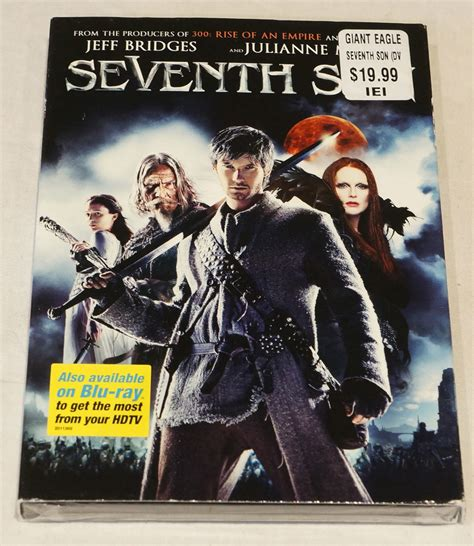 Seventh Son (DVD, 2015) | eBay