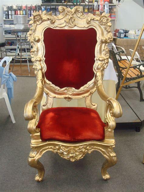 chairs santa claus chair av rental