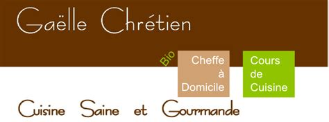 cours de cuisine à domicile tarifs gaëlle chrétien cheffe chef à domicile cours de cuisine