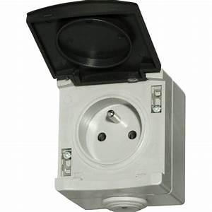 prise de courant industrielle eurohm achat vente de With prise electrique exterieur encastrable