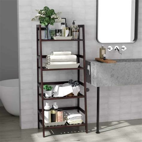 bathroom shelf decorating ideas 35 best bathroom shelf ideas to choose for 2019 𝗗𝗲𝗰𝗼𝗿 𝗦𝗻𝗼𝗯