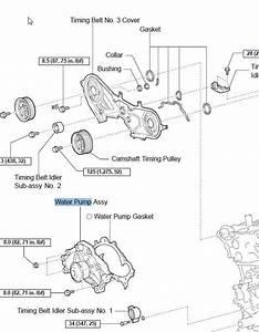 3mz-fe Torque Specs For Timing Belt Job