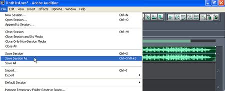 How To Record On Your Computer With Adobe Audition