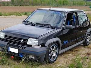 Renault Super 5 Five : vendo renault super 5 turbo fase 1 ~ Medecine-chirurgie-esthetiques.com Avis de Voitures