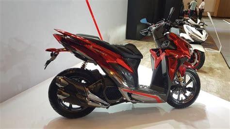 Modifikasi Vario 150 Exclusive by Krom Berwarna Bikin All New Honda Vario 150 Til Mewah