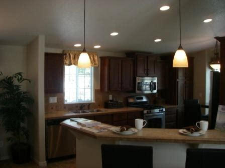 New Mobile Home Interior  What Are They Really Like On