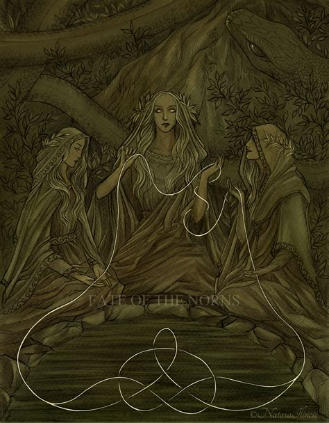 The Norns by NatasaIlincic on DeviantArt
