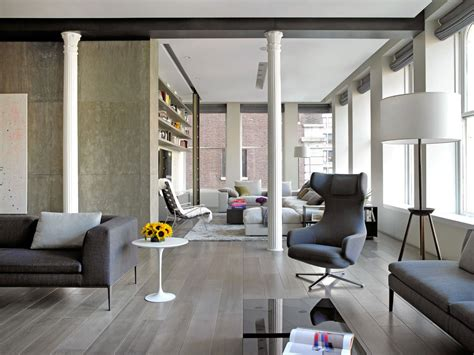 sale home interior sophisticated york city loft