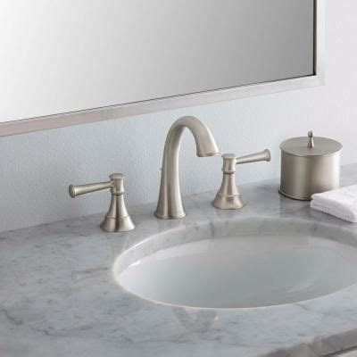 moen ashville widespread faucet 1000 ideas about brushed nickel bathroom faucet on