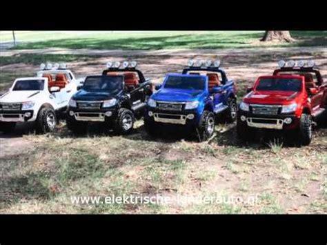 ford ranger kinderauto ford ranger kinderauto met afstandsbediening