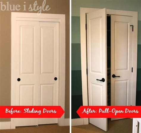 Bifold Closet Door Opening by Organizing With Style Nursery Closet Home Closet