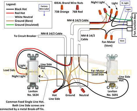 Mobile Home Light Switch Wiring Diagram Free
