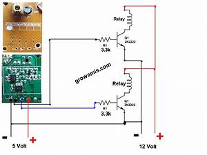 Remote Control Toy Car Circuit Diagram Pdf
