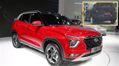 upcoming hyundai cars spotted  test  india including