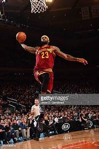 Lebron James Dunk Stock Photos And Pictures Getty Images