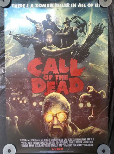 call   dead poster call  duty zombies