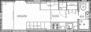 The Hikari Box Tiny House Plans - PADtinyhouses com