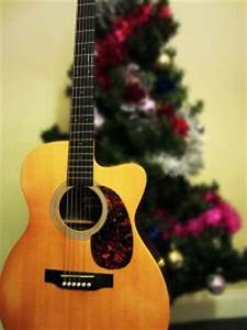 Why So Many Christmas Guitars End Up As Dust Collectors