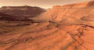 Curiosity May Find Water Below Martian Surface