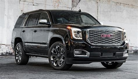 2019 Gmc Yukon New Packages, Specs, Price 20182019
