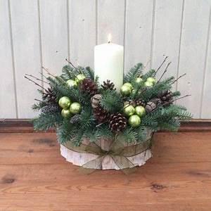 The 25 best Christmas flower arrangements ideas on