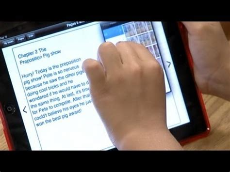 iPad Assistive Technology Tools