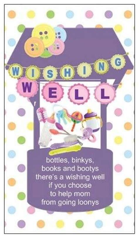 wishing   button  baby showers  pinterest